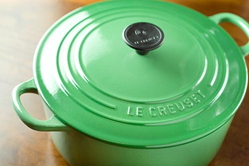 Le Creuset Giveaway to Celebrate 3 Years